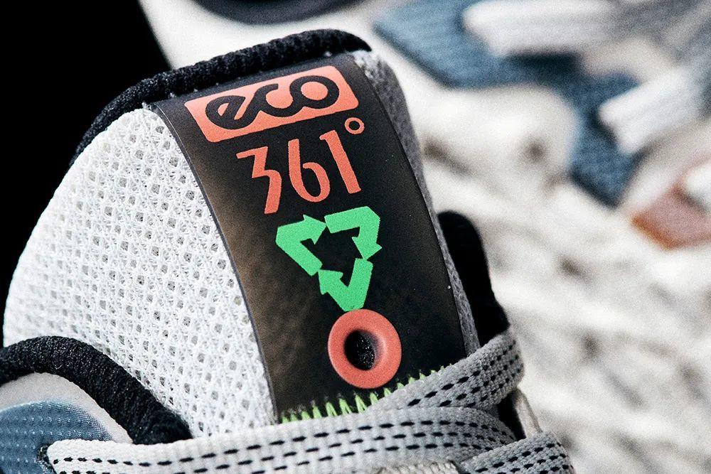 国产品牌用咖啡渣作为原料,制作出高弹环保中底跑鞋,拿下了跑鞋品类全球设计奖..