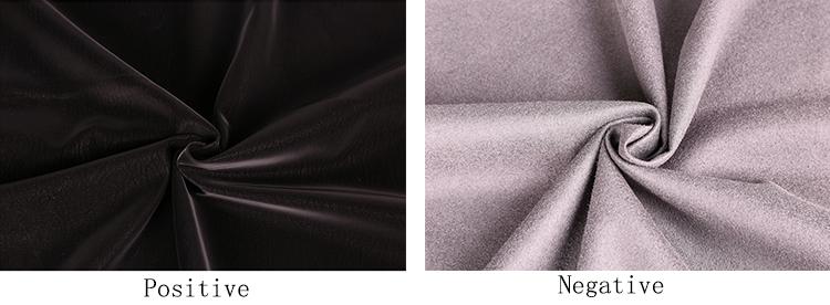 【超纤系列】质量轻,柔软透气性好,平滑且手感佳