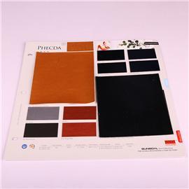 PU面料82025 东莞鞋包床头沙发箱包装饰用人造皮革面料