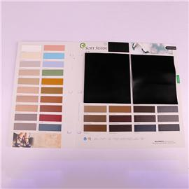 Pu fabric 81102 lacquer leather synthetic leather leather