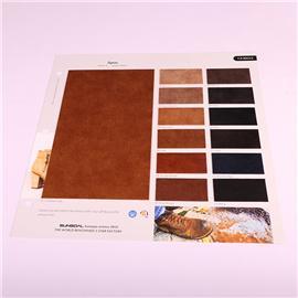 PU布料TA1803皮革面料软包皮带革箱包皮料沙发人造革现货批发