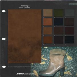盛国 2016时尚新品 SG16-132 Smazing皮革 无毒环保 品质保证