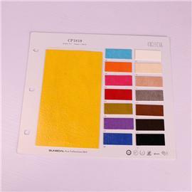 PU mirror CP1819 lacquer skin PU make-up bag handbag bag leather