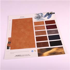 PU布料TA1818皮革面料箱包人造革软包硬包装饰皮料沙发鞋材布料