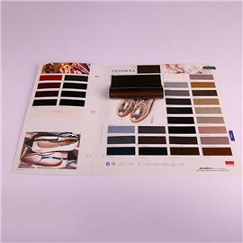 PU面料82033 东莞鞋子床头沙发箱包装饰用人造皮革面料