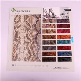 pu面料82001蛇皮纹皮革环保pu革 pvc皮革箱包革厂家批发
