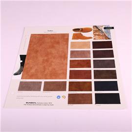 PU布料TA1811超纤皮革面料 汽车内饰用箱包鞋材皮革面料 简约皮革
