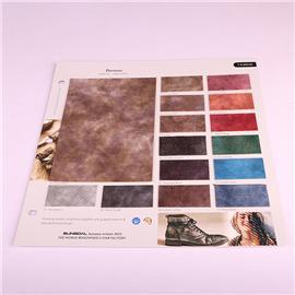 PU布料TA1826面料箱包人造革软包硬包装饰皮料沙发鞋材布料毛底