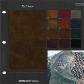 盛国2016秋冬新品热卖皮革SG16117 Wax Nubuck PU皮革 厂家直销仿真皮革 品质保证皮革 热销皮革