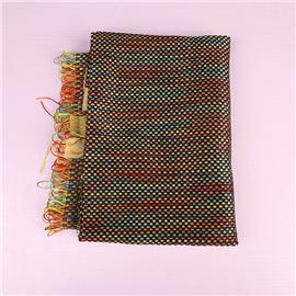 新款皮革细编织纹PU皮/箱包皮带软包面料PU编织003品质保障
