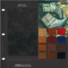 盛国 2016时尚新品 SG16-141 Mona Lisa皮革  无毒环保 品质保证