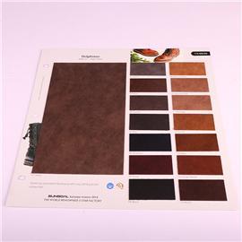 PU布料TA1809皮革面料软包皮带革箱包皮料沙发人造革现货批发
