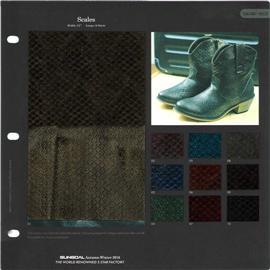 盛国 2016时尚新品 SG16-153 Scales皮革 无毒环保 品质保证