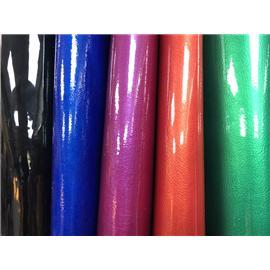 鑫翔皮业1.2mm厚度皱漆鞋包用牛皮真皮,1.2mm厚度,多色可定制
