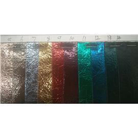 利文超纤鞋包用1.0mm厚度潮流金属金属超纤