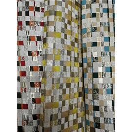 广州佳运时尚特材提花格子针织布