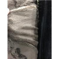 热熔胶定型布港宝绒里图片