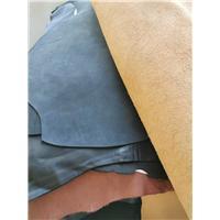 晋江和盛皮革制品工贸公司,专业生产牛头层皮和牛二层反绒皮、牛二层PU皮图片