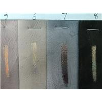 广州利文超纤1.0mm厚度粉擦金属超纤图片