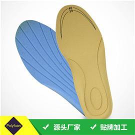 寶麗豐鞋墊系列| 透氣緩壓減震運動鞋墊