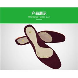 宝丽丰鞋垫| 高弹尖头透气吸汗鞋垫 神农鞋材