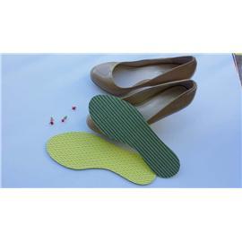 雙色優質乳膠活動鞋墊   吸汗透氣