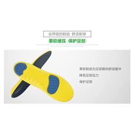 按摩鞋垫系列| 透气按摩慢弹减震鞋垫 神农鞋材图片