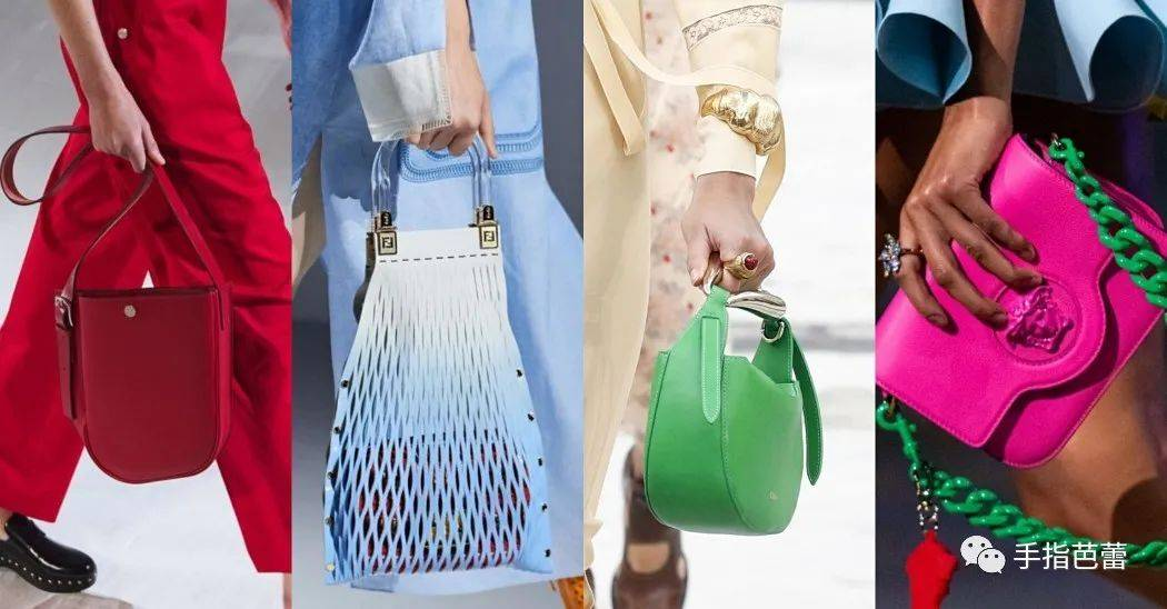 The fashion trend of bag styles in 2021