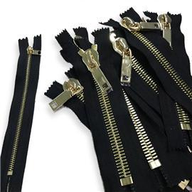 五金拉链-七彩拉链、五金饰品