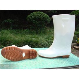 实地拍摄 现货供应白黄黑绿色神象牌耐酸碱雨鞋 食品雨鞋 牛筋底雨靴