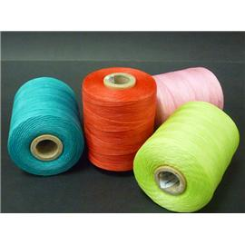 300D/16 polyester wax line