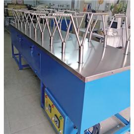 FY-605 卧式防水袜套烘干机 |防水补强机 |热压包边机