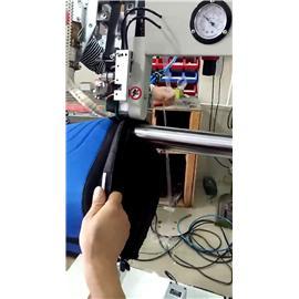 FY-609H热气缝合密封机(横臂式) 无缝热压包边机  防水袜套机