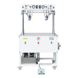 FY-502高透气防水套测试机(双头)|压胶机 |防水压胶机