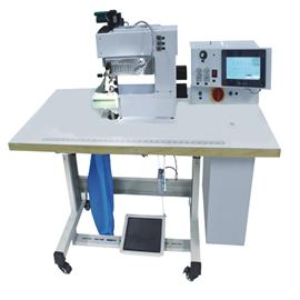 FY-886 Seamless clothing gluing -flap machine