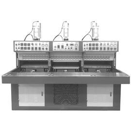 FY-708冷热压机(二热一冷)|防水压胶机 |防水补强机