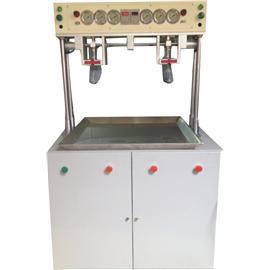 FY-502高/低透袜套一体试验机(双头)|袜套测试机|高低透转换测试