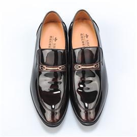 棕色牛皮鞋Dadi-31