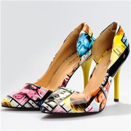 时尚高跟鞋CH-04