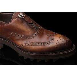 普拉达男士皮鞋HD-18
