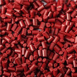 吹膜,注塑,壓片紅色母粒RS-10