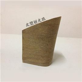 纤亚 皮漿層皮跟 厂家直销 质优价实