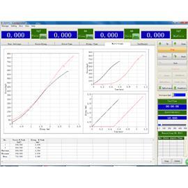 GW-011A1双柱式电脑拉力试验机 皮革拉力试验机 万能材料试验机 纺织辅料电脑拉力检测试验机