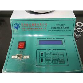 GW-027TABER耐磨试验机 皮革 布类 橡胶 纸 地砖等材料耐磨试验机