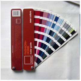 PANTONE TPX color card