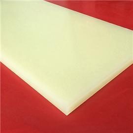 應用米黃色啤機膠板