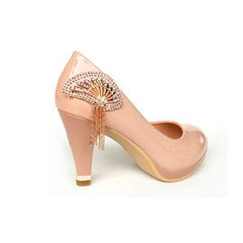 時尚單鞋圖片