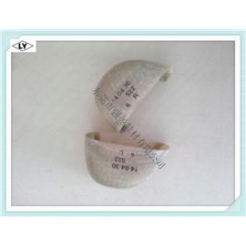 中国安全鞋材,中国东莞强盈鞋材生产的,符合各种标准的玻璃纤维包头正在批发中。