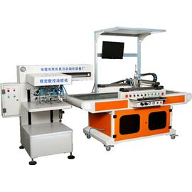 JL-ST2300 视觉数控喷胶机,视觉数控喷胶机系列