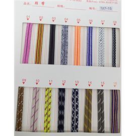 TX7-15 硕艺鞋带 各色鞋带,织带,松紧带 鞋带厂家 织带厂家 厂家直销